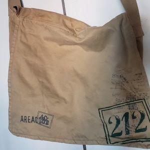 unknown Bags - Canvas messenger bag